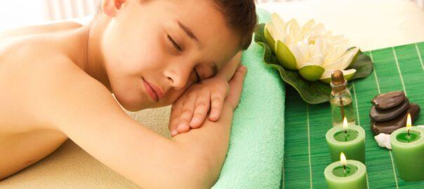 Детский массаж в Саратове