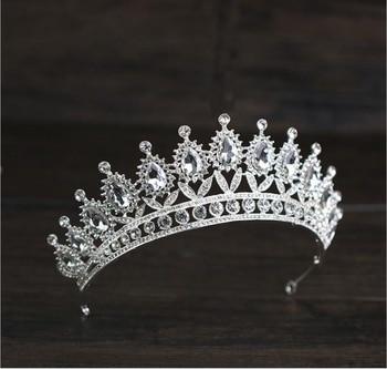 Свадебная-Хрустальная-корона-и-диадема-аксессуары-для-волос-для-свадьбы-корона-Серебряная-свадебная-тиара-Nupcial-диадема.jpg_350x350